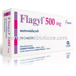 Comprar  Flagyl Sin Receta