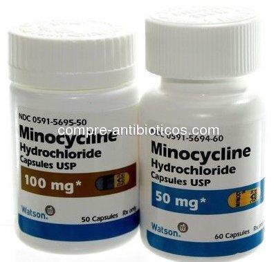 Comprar  Minomycin Sin Receta