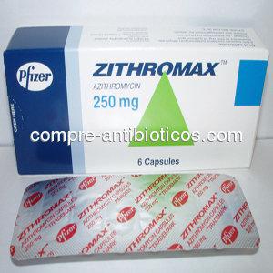 Comprar  Zithromax Sin Receta